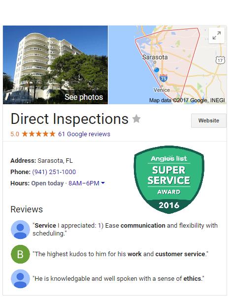 home inspection sarasota