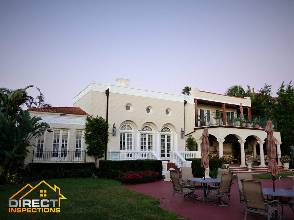 1927 Mansion on the Bay