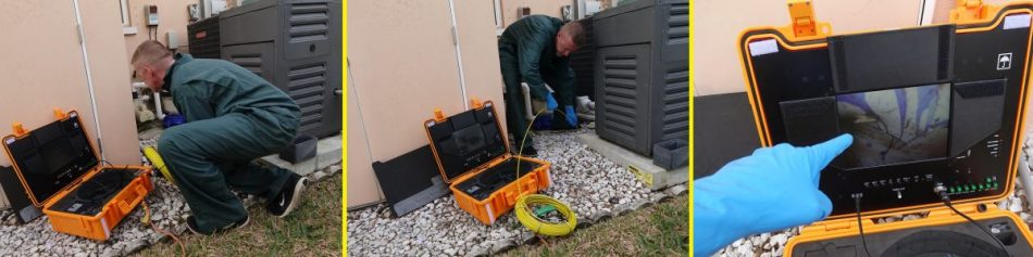 Direct Inspections Sewer Camera Inspection