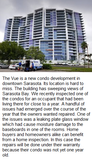 Vue Condo Inspection, image